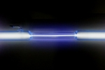 Xenon gas discharge tube